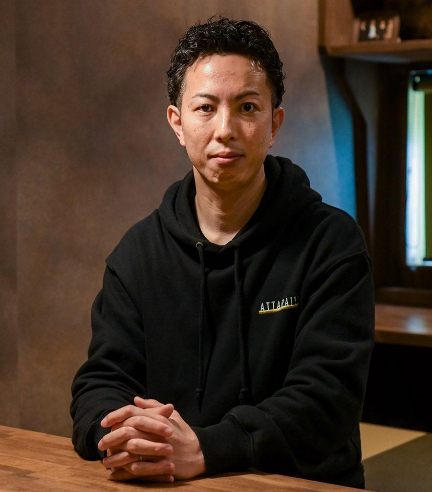 株式会社あったらいいね 代表取締役 野上晃一